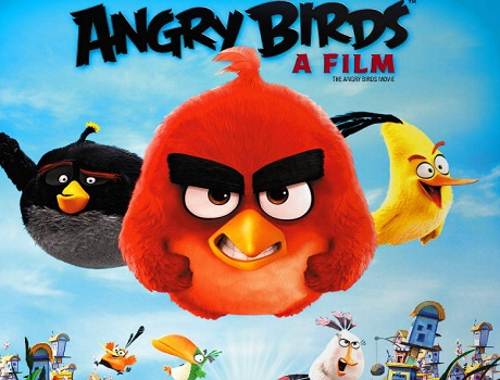 Angry Birds mese