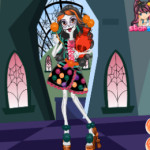 Skelita Calaveras Monster high játék
