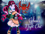 Ghouls Night Out szuper öltöztetős Monster high játék