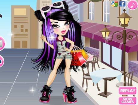 Boutique-stilusa-bratz-jatek
